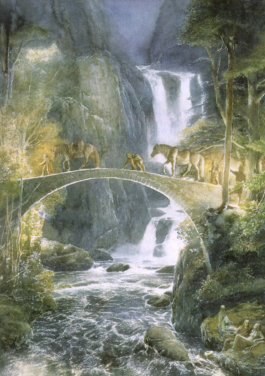 181 best images about Artist: Alan Lee on Pinterest | LOTR, Alan ...