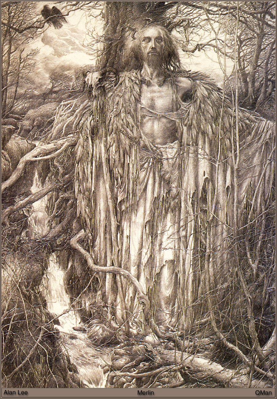 Alan Lee. Other works The Children Of Hurin Art